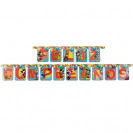 Guirnalda Feliz Cumpleaños Disney - My Karamelli