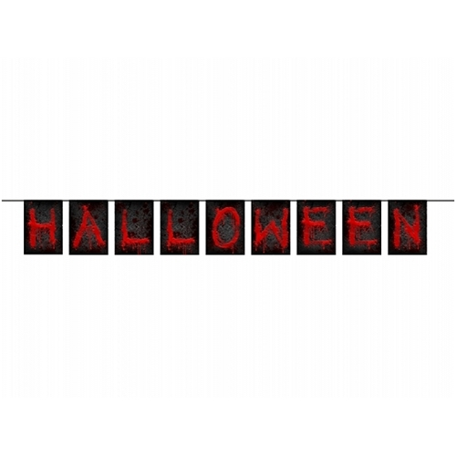 Guirnalda Halloween 120cm