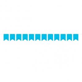 Guirnalda Personalizable Comunión Azul