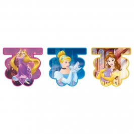 Guirnalda Princesas Disney Heart