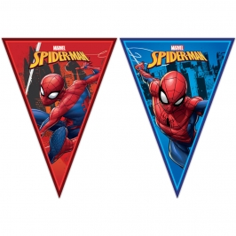 Guirnalda Spiderman Team Up