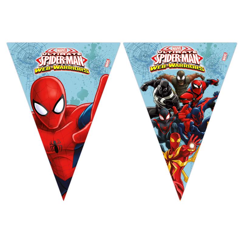 Guirnalda Ultimate Spiderman