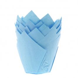 Cápsulas para Muffins Color Azul 36 uds.