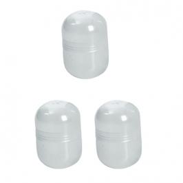 Set 3 Huevos de Plástico para Esconder Sorpresas