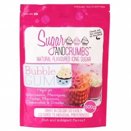 Icing Sugar Sabor Chicle - My Karamelli