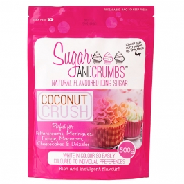 Icing Sugar sabor Coconut Crush - My Karamelli
