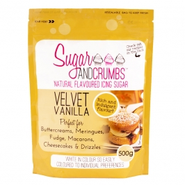 Icing Sugar sabor Vainilla - My Karamelli
