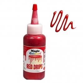 Icing Drip Efecto Goteo Rojo 100 gr