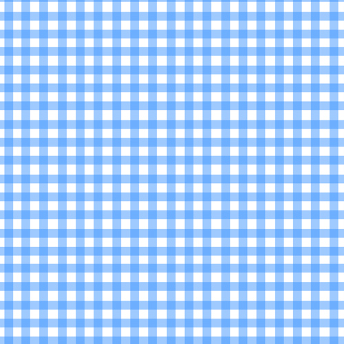 Impresión en Chocotransfer Gingham Azul Intenso