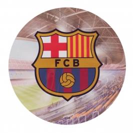 Impresión en papel de azúcar F.C. Barcelona