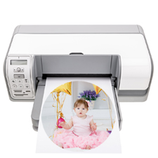 Impresión en papel de oblea personalizada