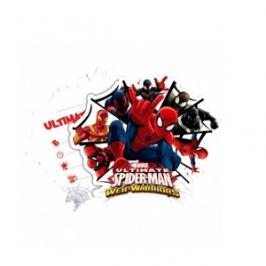 Invitaciones de Cumpleaños Spiderman