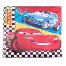 Juego 20 Servilletas Cars