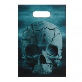 Juego de 10 Bolsas para Dulces Haunted Halloween