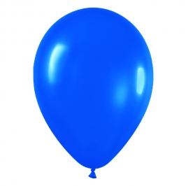 Juego de 10 Globos Azules