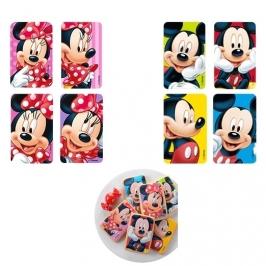 Juego de 10 impresiones de Minnie y Mickey Mouse