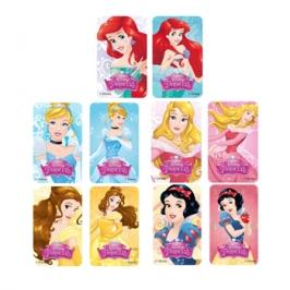 Juego de 10 impresiones en papel de azúcar Princesas Disney