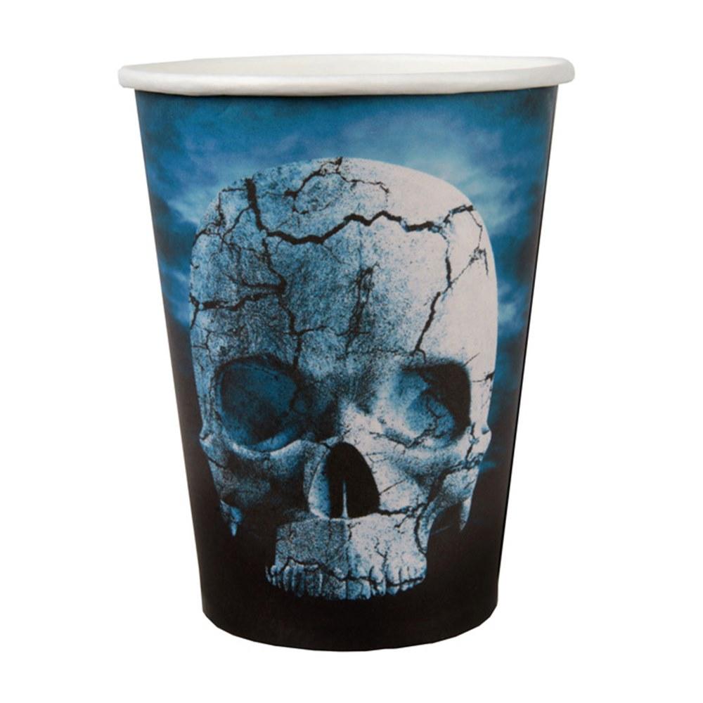 Juego de 10 Vasos Haunted Halloween