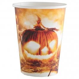Juego de 10 Vasos Skull&Pumpkin
