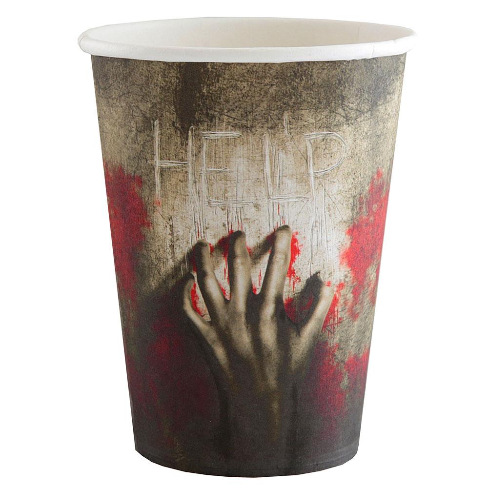 Juego de 10 Vasos Zombie