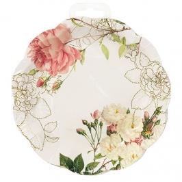 Juego de 12 platos Blossom