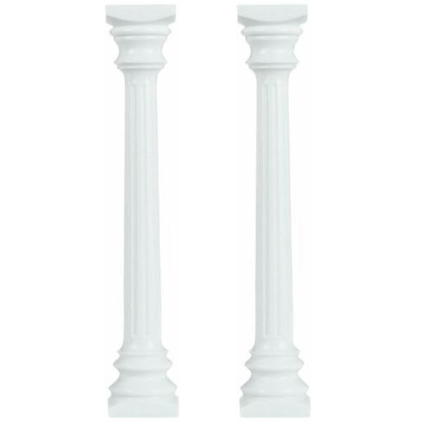 Juego de 2 Columnas Romanas 35 cm