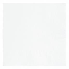 Juego de 20 Servilletas Blancas