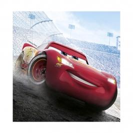 Juego de 20 Servilletas Cars Legend