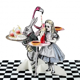 Juego de 3 Stands Truly Alice
