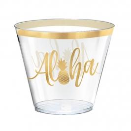 Juego de 30 Vasos Aloha
