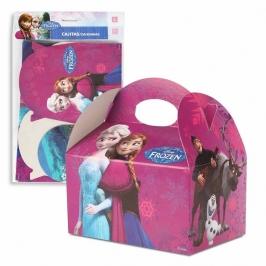 Juego de 4 cajas para dulces Frozen