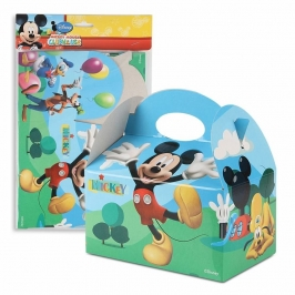 Juego de 4 cajas para dulces Mickey