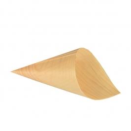 Juego de 50 Conos de madera 15 cm