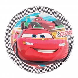 Juego de 8 platos Cars - My Karamelli
