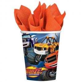 Juego de 8 vasos Blaze