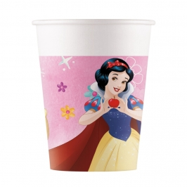 Juego de 8 Vasos Princesas Disney Dare to Dream