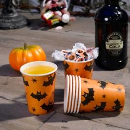 Juego de 8 Vasos Sweet Halloween