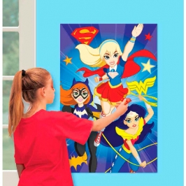 Juego Super Hero Girls
