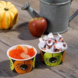 Juego de 8 Tarrinas Sweet Halloween