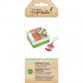 Kit de Etiquetas Adornos Navideños
