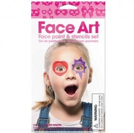 Kit de Maquillaje para fiestas infantiles Niñas