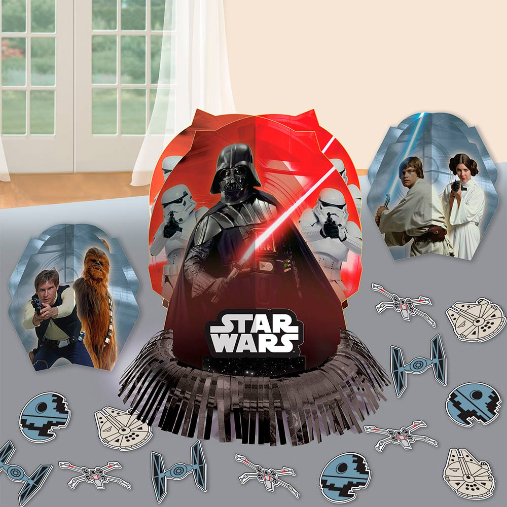 Kit Decoración de Mesa Star Wars