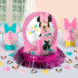 Kit decoración mesa Minnie
