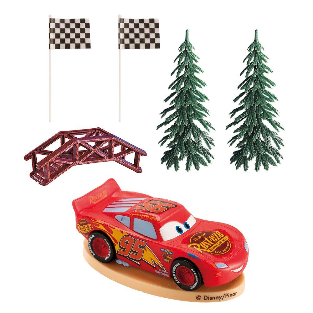 Kit para Decorar Tartas Cars