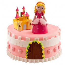 Kit para Tartas Princesa y Castillo
