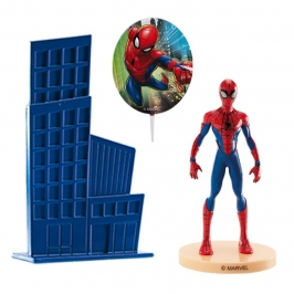 Kit para tartas Spiderman