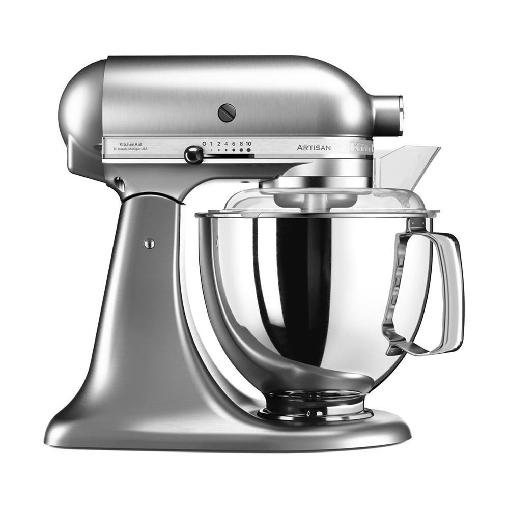 Kitchenaid Artisan Niquel Modelo 5ksm175 Completo Que Nunca