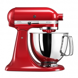 KitchenAid artisan color rojo