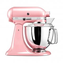 Robot de Cocina KitchenAid Artisan Rosa Seda 5KSM175