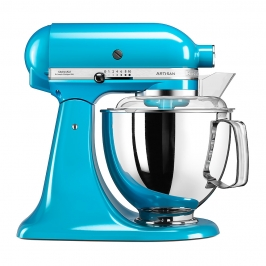 Kitchenaid color azul cristal